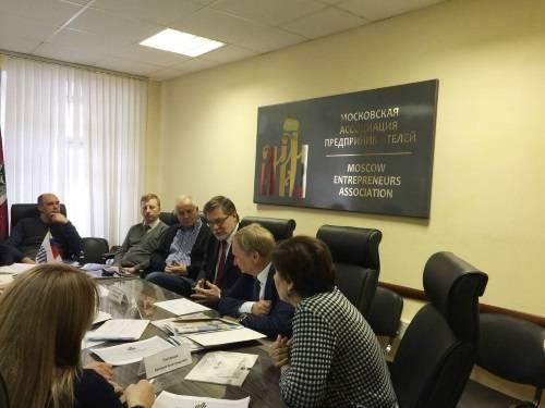 Заседание совета руководителей комитетов МАП