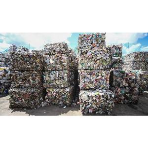 В Карабашском кластере завершено строительство мусоросортировочного комплекса