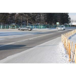 Народный фронт в Туве добивается повышения дорожной безопасности вблизи школ