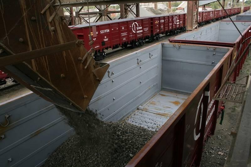 Ростовский филиал ПГК закольцевал перевозки строительных грузов на юге