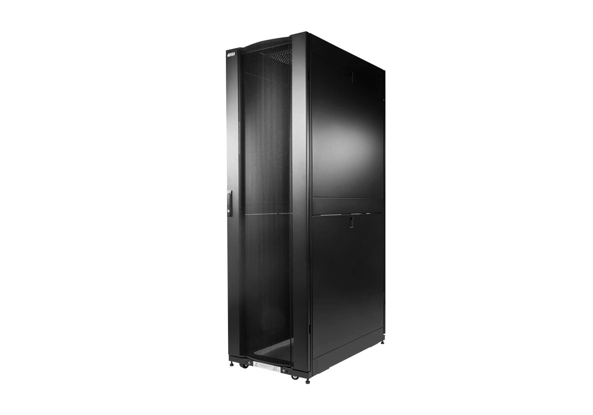 Расширение ассортимента Aten: Стойки серии RE и RS для высокоплотных серверных и сетевых применений