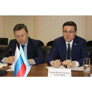 Казахстан приглашает уральских предпринимателей к сотрудничеству