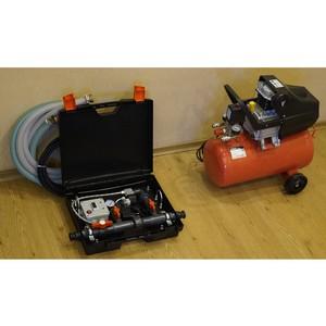 Установка УГП-Микс для промывки систем отопления зданий