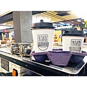 Mad Coffee приглашает на чашечку ароматного кофе в ТРК «Небо»!