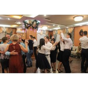 Команда «Молодежки ОНФ» в Амурской области присоединилась к всероссийской акции «Случайный вальс»