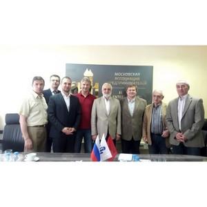 Встреча руководства ассоциации с представителями Турецкой Республики