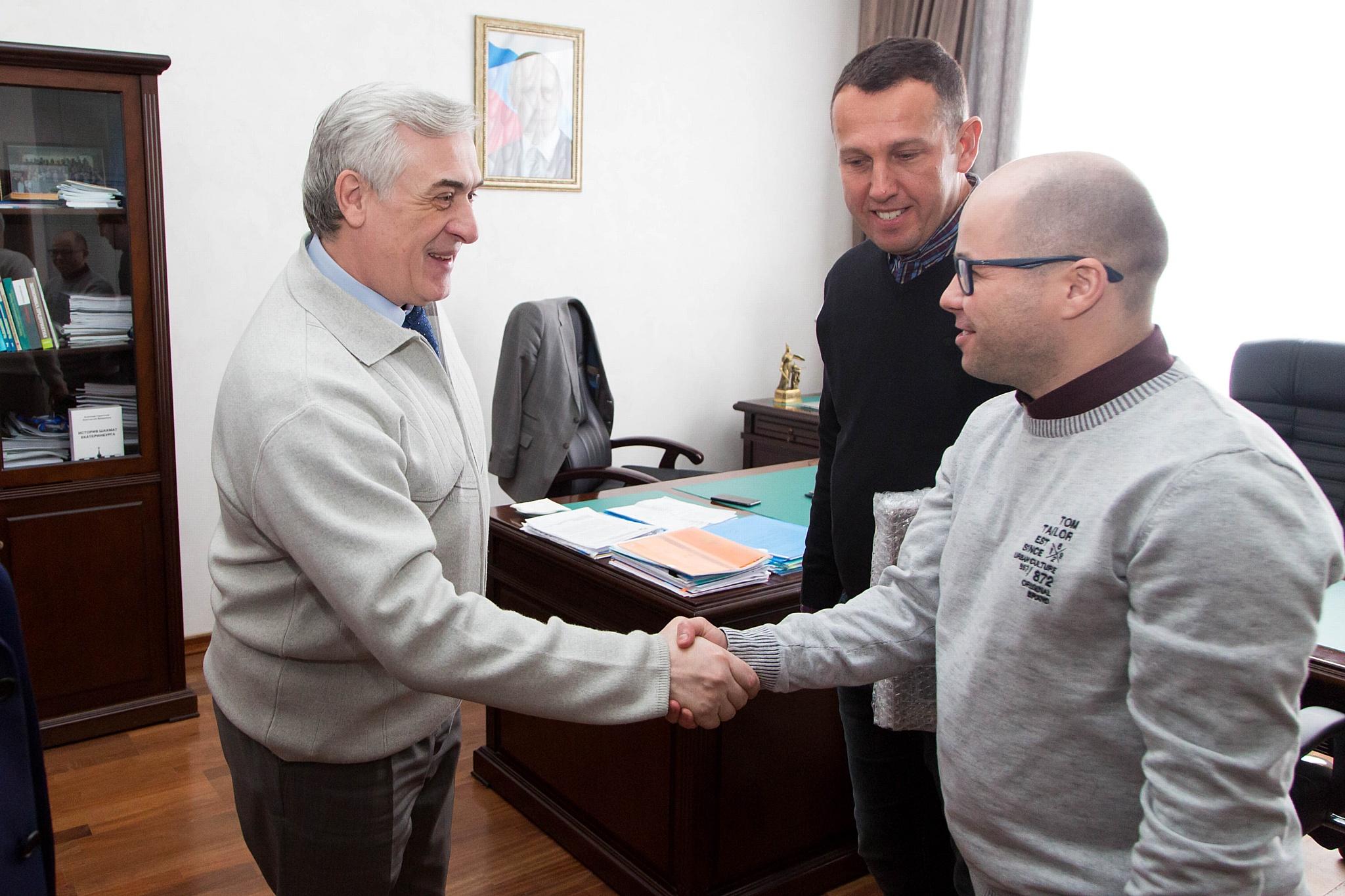 Россия и Болгария: дружба стран в УРГЭУ