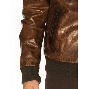 Итальянский образ Giorini - куртки пилот и байкер