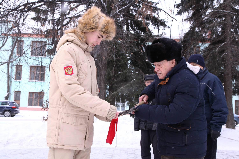 Уралмашзавод принял участие в акции «Дорога памяти»
