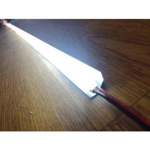 Светодиодный светильник из алюминиевого профиля