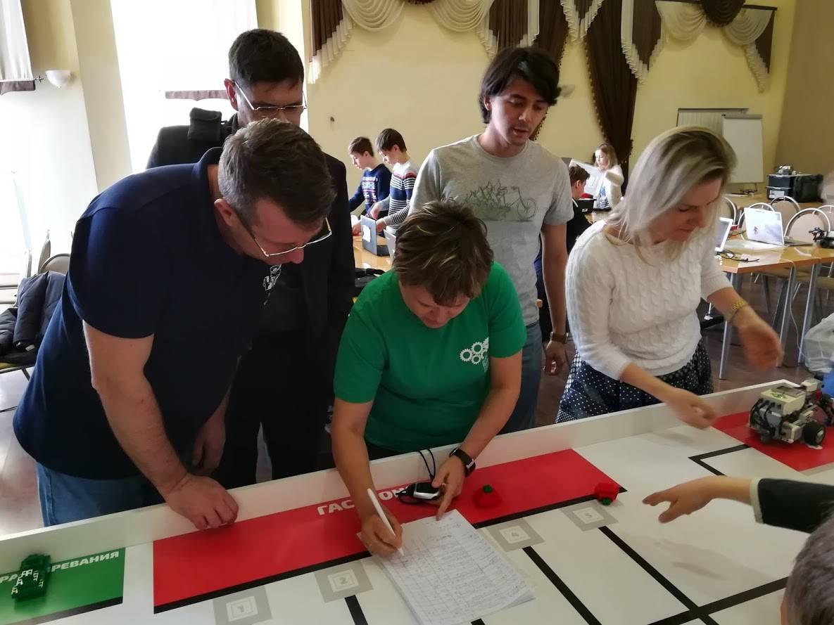 В Новосибирске пройдет подготовка олимпийской сборной РФ по робототехнике