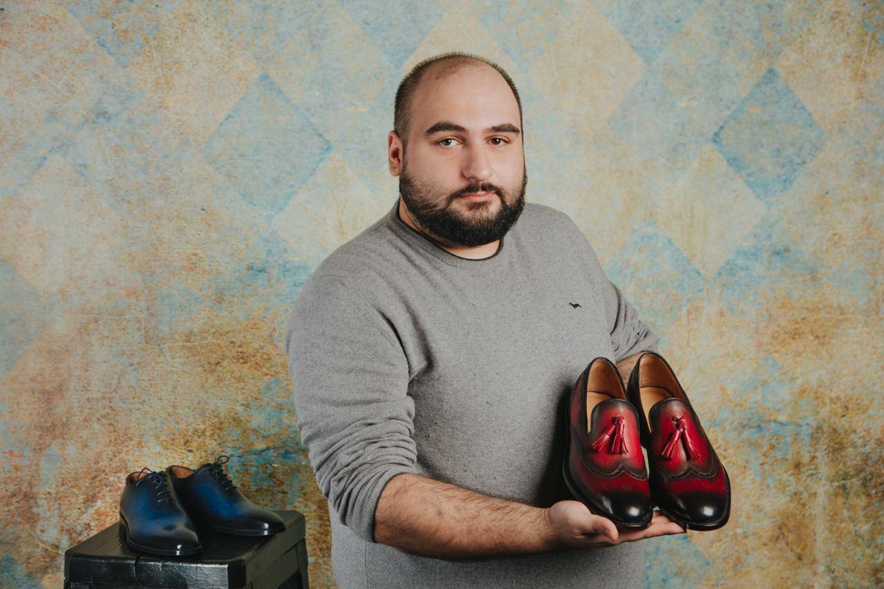 Обувь ручной работы «Mr. Bob»