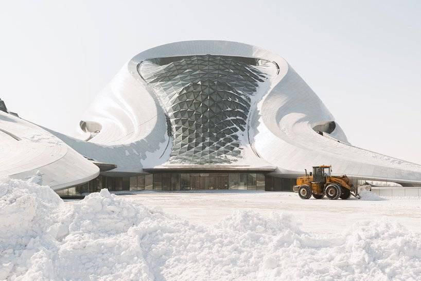 Оперный театр Харбин.