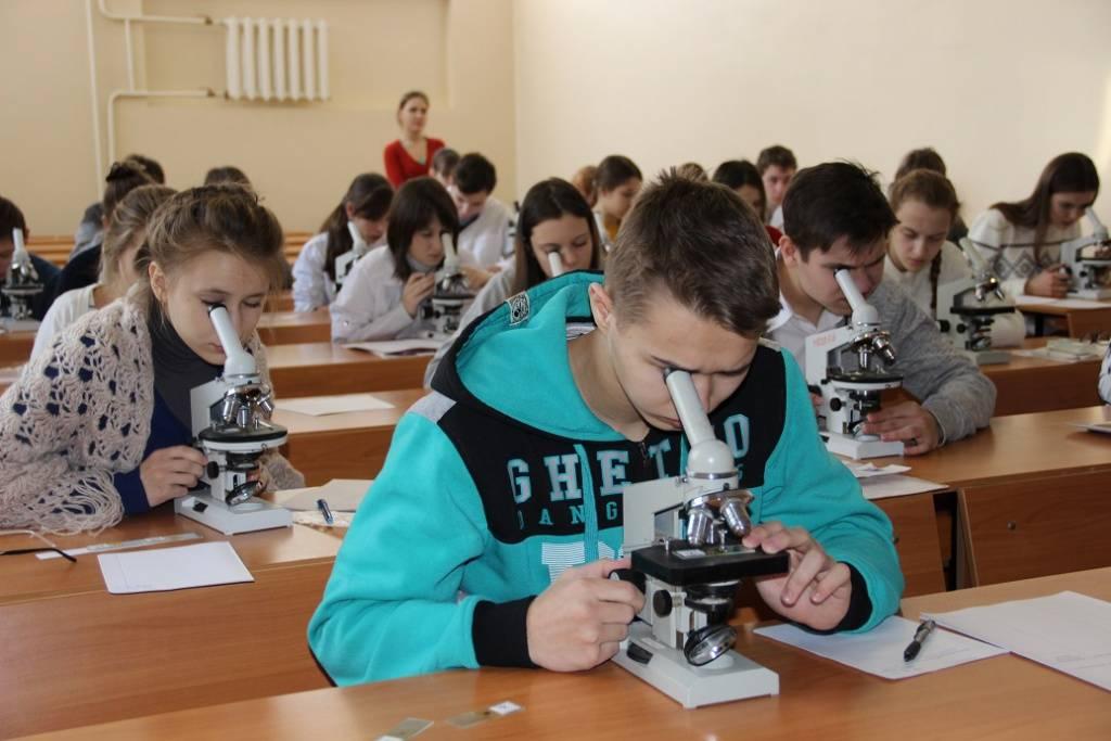 В Уфе завершена олимпиада школьников по химии