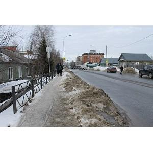 ОНФ в Югре обратился в Роспотребнадзор с просьбой взять на контроль ситуацию с уборкой снега