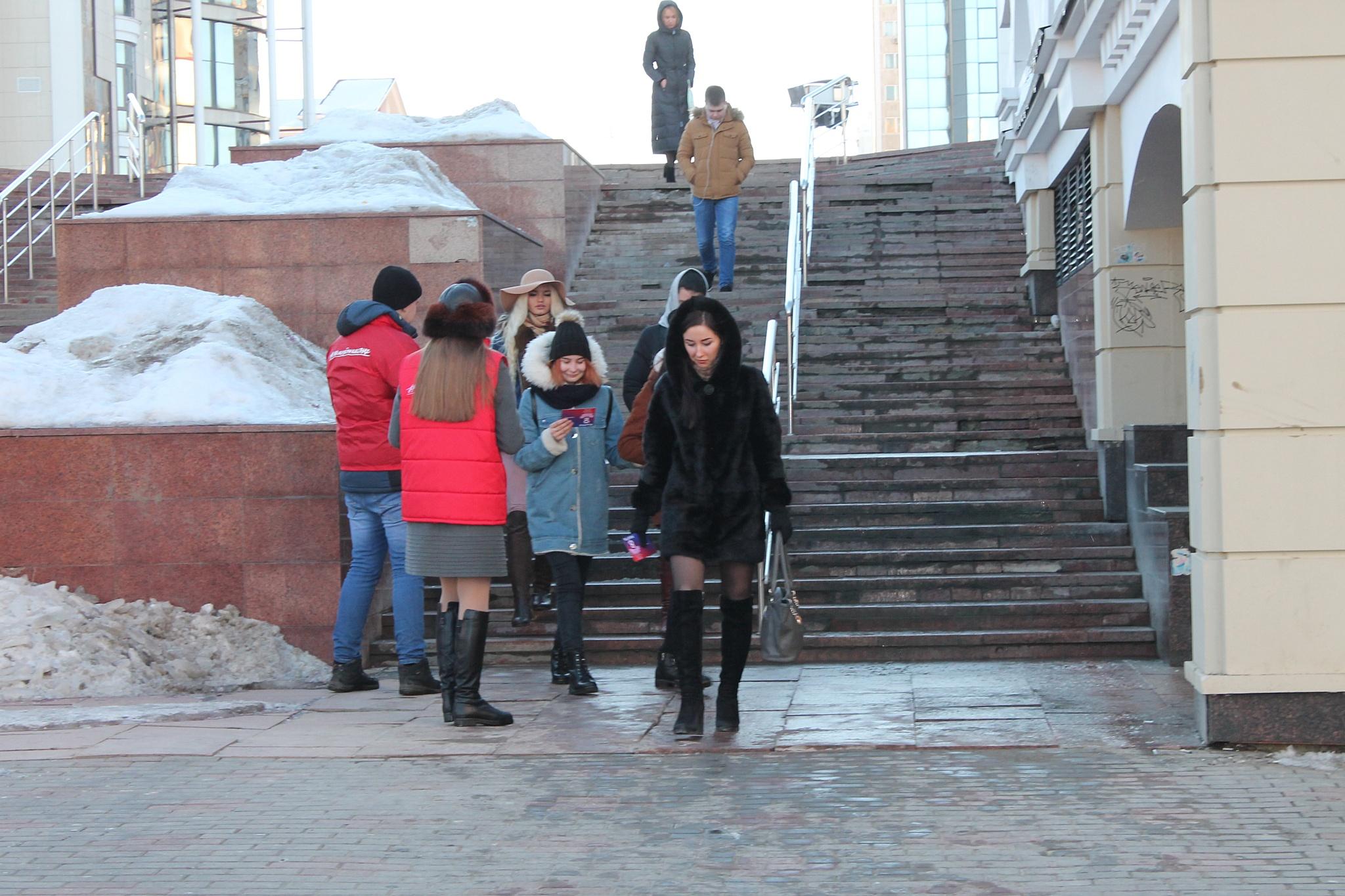 «Молодежка ОНФ» приятно удивила прекрасную половину Мордовии