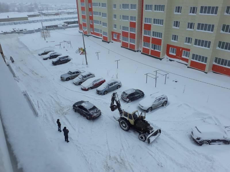 После обращений ОНФ местные власти убрали выявленные снежные завалы