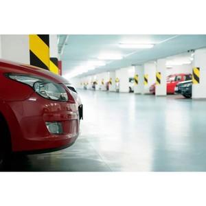 Курганцы зарегистрировали права на 29 машино-мест