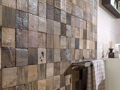 Мозаика из камня, дерева и стекла в Ростове
