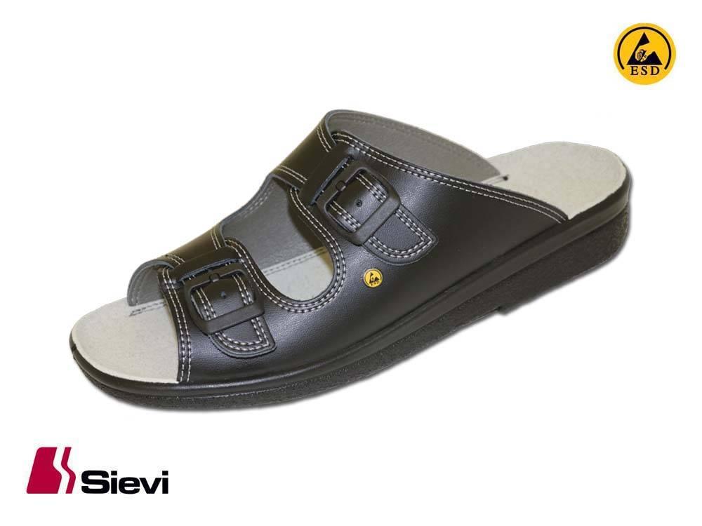Антистатические сандалии модель Sievi Micro.