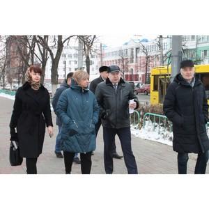 Сопредседатель Центрального штаба ОНФ Елена Цунаева предложила пересмотреть норму СанПиН в Мордовии
