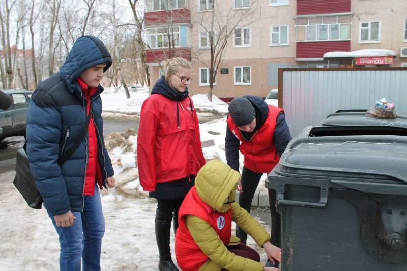 «Молодежка ОНФ» в Мордовии провела экологический рейд