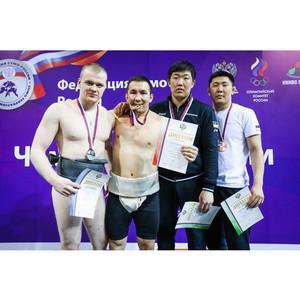 Росгвардеец из Тувы стал чемпионом России по сумо