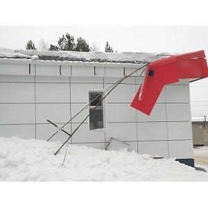 ОНФ в Югре призывают власти усилить контроль деятельности УК по уборке снега с крыш
