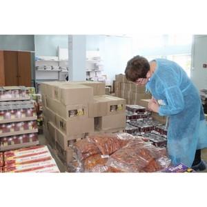 Активисты ОНФ выявили нарушение правил маркировки на закупающем продукты для детсадов складе
