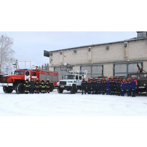 Энергетики «Ульяновских РС» провели противоаварийную тренировку