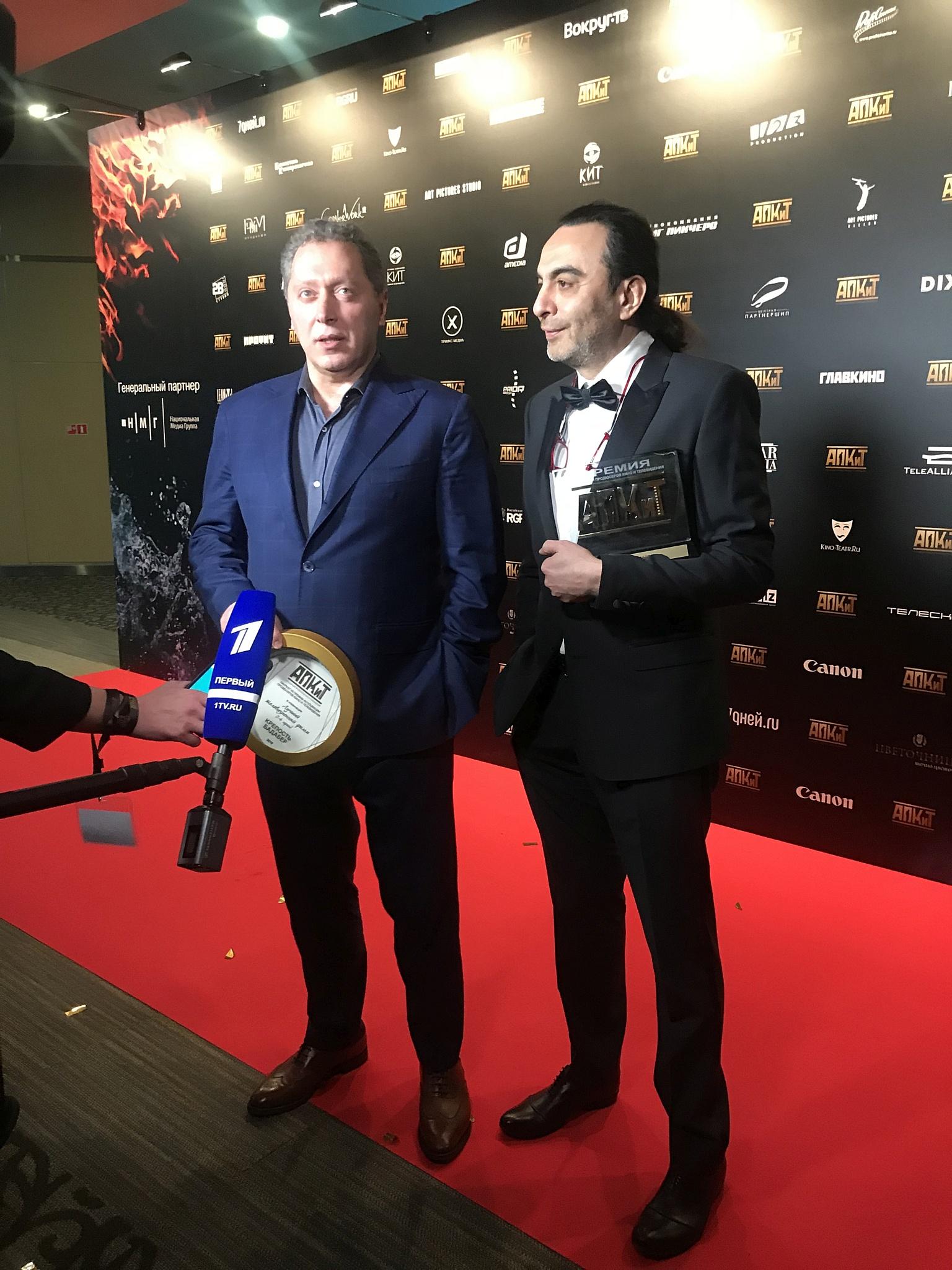 Сериал «Крепость Бадабер» победил в четырёх номинациях VII Премии АПКиТ