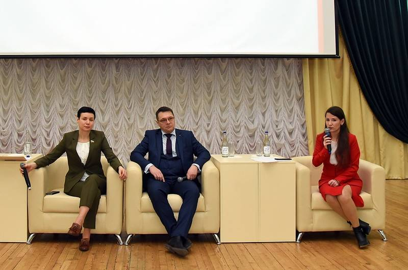 Пробудить у молодых мотивацию к лидерству попробовали в Ростове-на-Дону