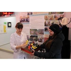 «Молодежка ОНФ» в Югре провела мероприятие в рамках акции «Класс доброты»