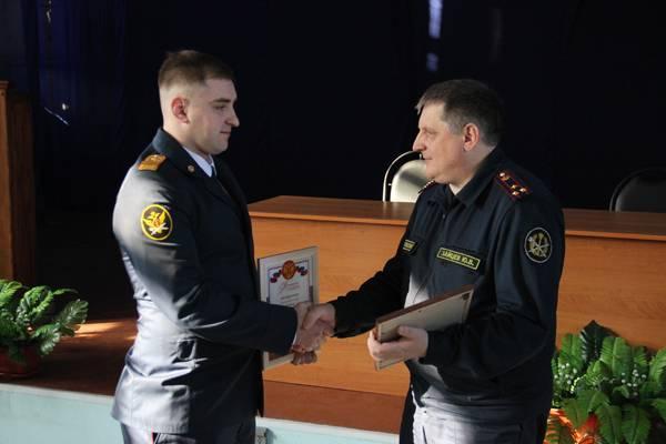 Сотрудник ИК-5 ГУФСИН Кемеровской области Александр Польщиков помог задержать дерзких грабителей