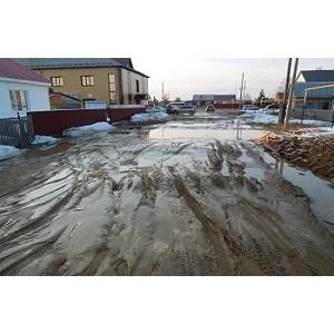ОНФ в Югре просит привести в нормативное состояние дороги в Пионерском
