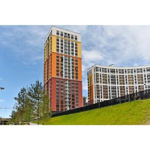 Жилой комплекс «Северного города» получил награду Российского союза строителей