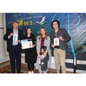 Школьница из Нальчика стала финалисткой конкурса «Дай пять! Дизайнер будущего»