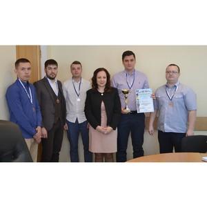 Команда Управления Росреестра заняла III место в чемпионате «Динамо»