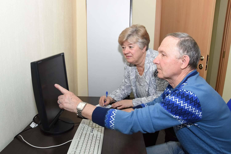 ПАО «МЗИК» обучает своих ветеранов компьютерной грамотности