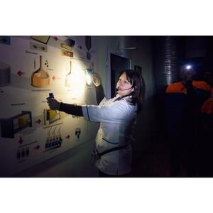 «Балтика» поддержала акцию «Час Земли»