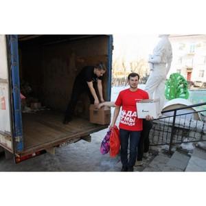 «Молодежка ОНФ» в Коми собрала и направила на переработку более 3 тонн макулатуры