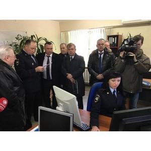 Нижневартовские депутаты проконтролировали работу системы фотовидеофиксации нарушений ПДД