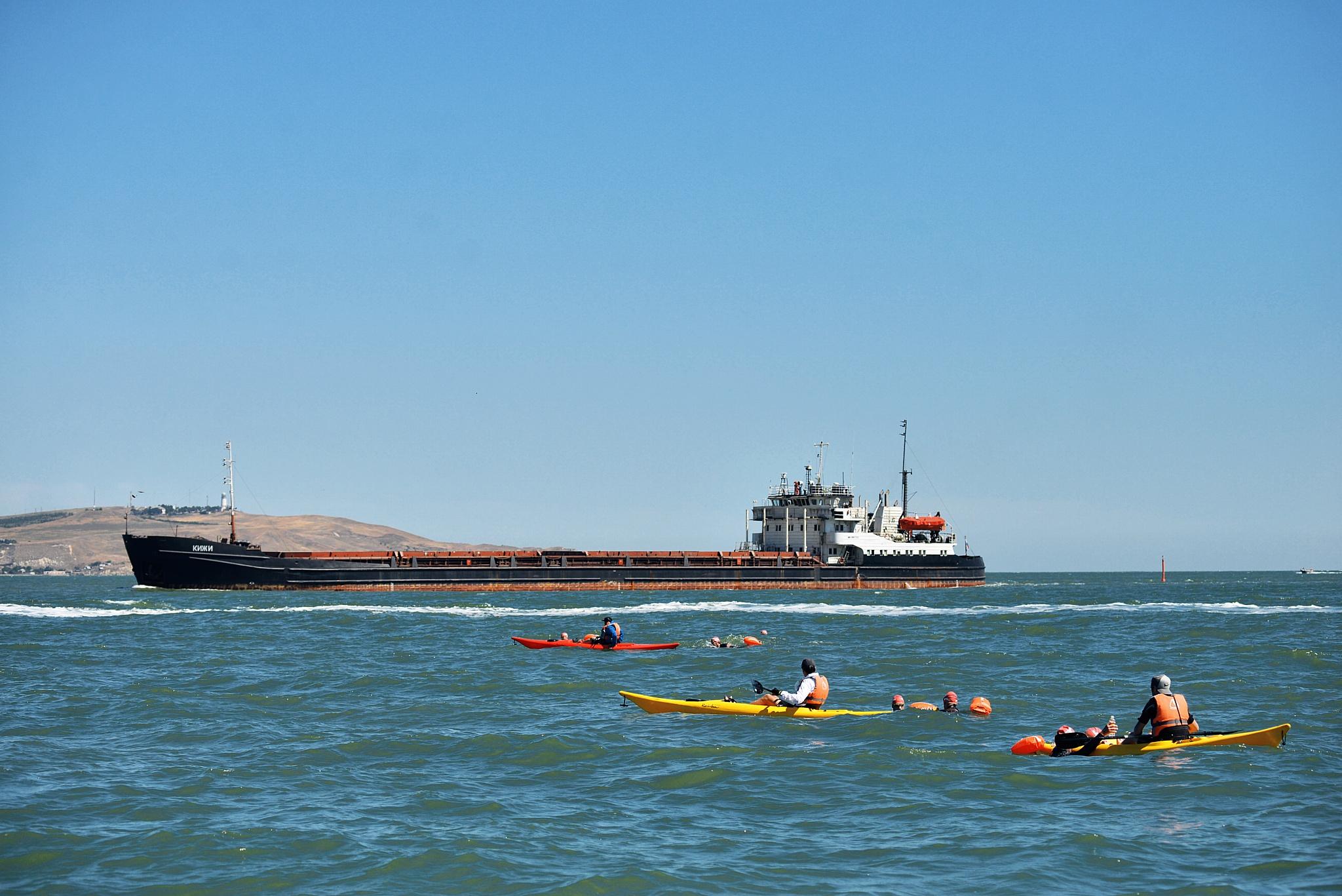Заплыв через Керченский пролив станет рекордным по количеству участников в 2019 году