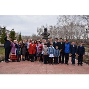 Делегация Чувашии приняла участие в праздновании рождения чувашского просветителя Ивана Яковлева