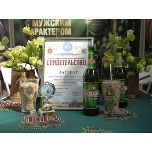 Тульский бренд «Арсенальное» стал лауреатом конкурса «Лучшие товары и услуги Тульской области»