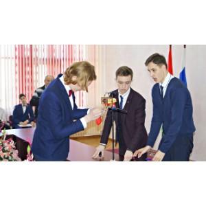 Липецкие энергетики оценили девять научных проектов всероссийского конкурса