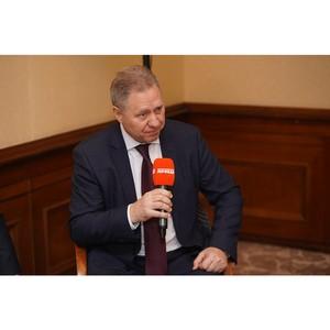 Власть и бизнес обсудили проблемы выхода российской продукции на внешние рынки