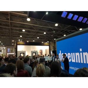 Новинки продукции и призы от Deceuninck на выставке Mosbuild-2019