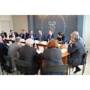 Состоялась встреча ИТ-Комитета с министром цифрового развития и связи Алтайского края