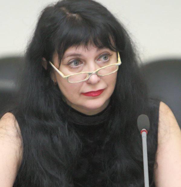 Татьяна Копыленко: кораблю присвоено имя «Меркурий»